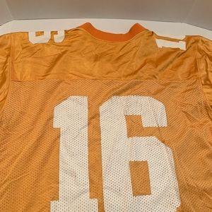 first rate 2b613 b7c2b Vintage Adidas Peyton Manning UT Vols Jersey